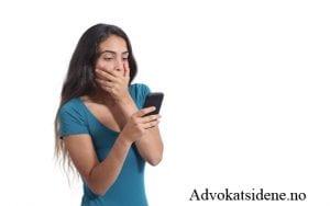 Fikk erstatning etterå ha fått sparken over SMS